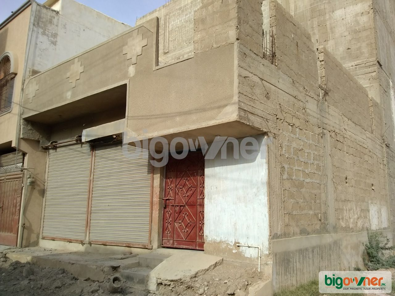 Commercial property for sale in dina pakistan