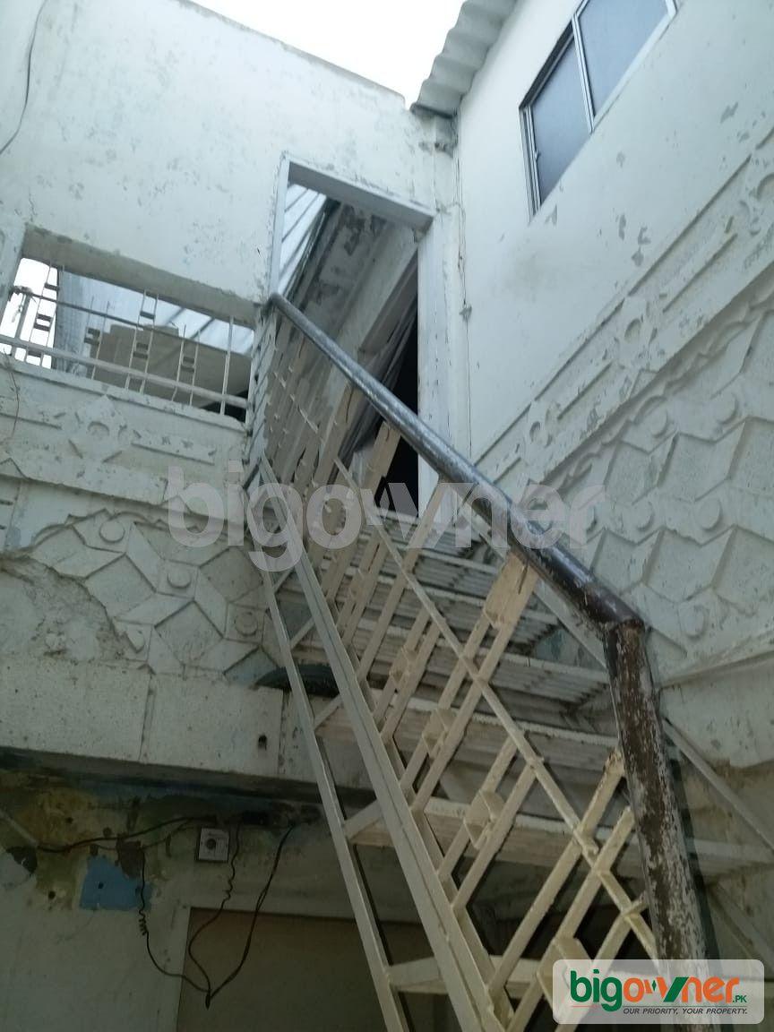 Double Story 120 Sq yards House for sale in Korangi #4, Karachi